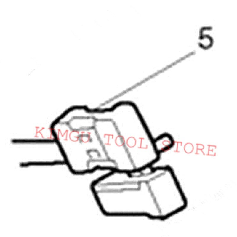 Genuine Switch For Makita 651236-0 4101R SR1600 SR1800 5801B 4105KB 1911B 1923H 3620