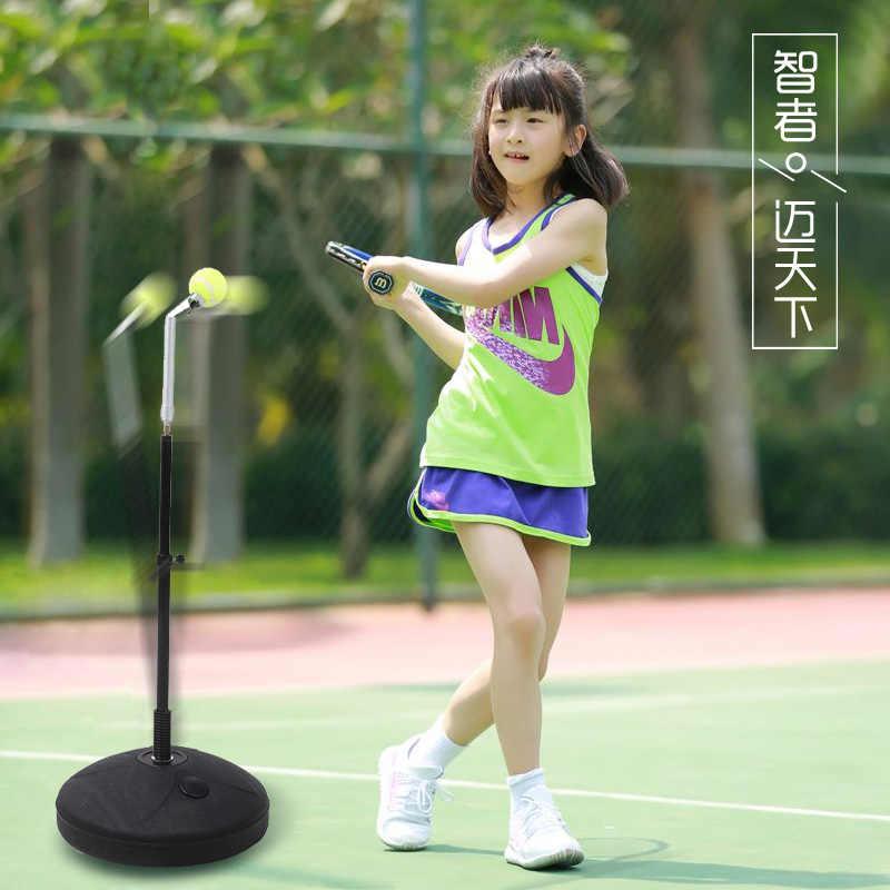 PRO Tennis Trainer Hit Training Machine Self-study Sports Tennis Racket Tennis Training Machine Raqueta Padel Tenis Aids Machine