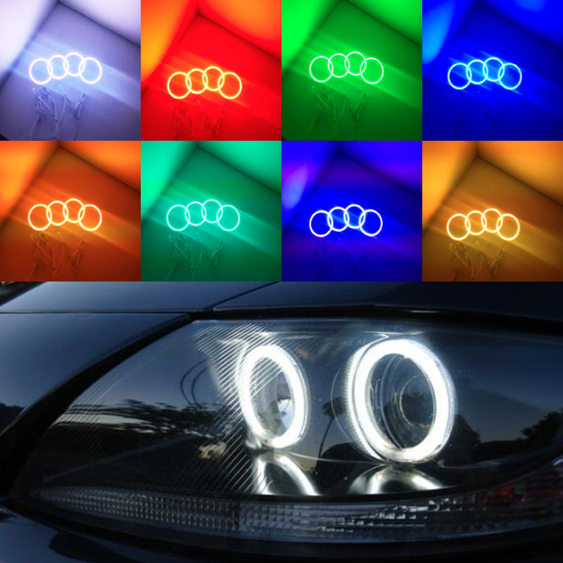 For Bmw Z4 E85 2002 2008 Led Perimeter Headlight Rings