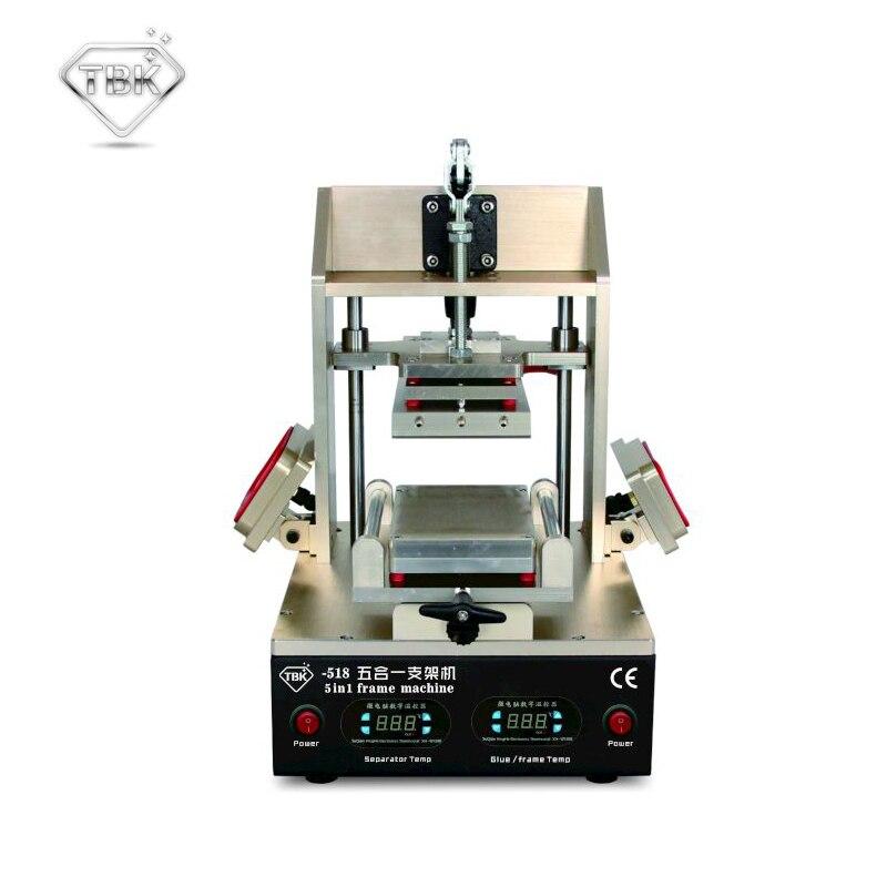 5in1 LCD Rinnovare il separatore di cornici centrali / Telaio per - Set di attrezzi - Fotografia 2