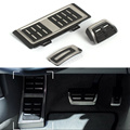 Golf 7 automatic Sport Foot Pedal Accelerator Fuel Brake pedal  Plate for Volkswagen Golf VII