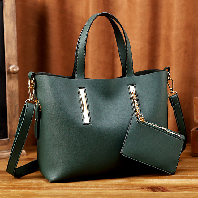 Famous Brands Designer Handbags High Quality Cow Genuine Leather Bags For Women Purses And Messenger