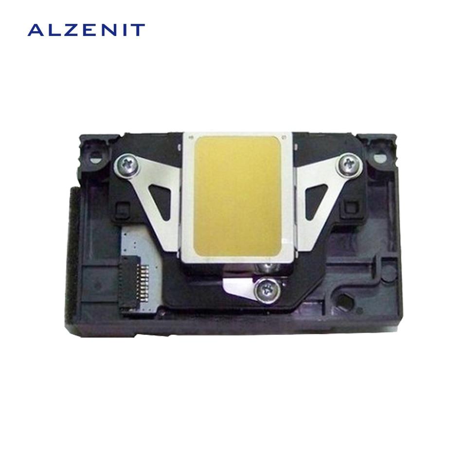 Printhead ALZENIT For Epson R290 R330 T50 T60  L800  L801 TX650  Used Print Head Printer Parts 100% Guarantee On Sale printhead alzenit for epson lq 1600k3h lq1600k3h 1600k3h oem new print head printer parts 100% guarantee on sale