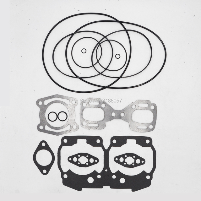 US $27 0 |Top End Gasket Kit fit for SeaDoo 787/800 GSX GTX XP SPX  Challenger 1996 1997 1998 1999-in Suction Pipes & Manifolds from  Automobiles &