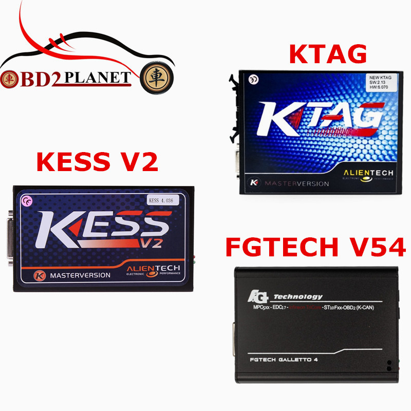 New Arrivals KTAG K-TAG ECU Programming Tool Latest Software Version V2.10