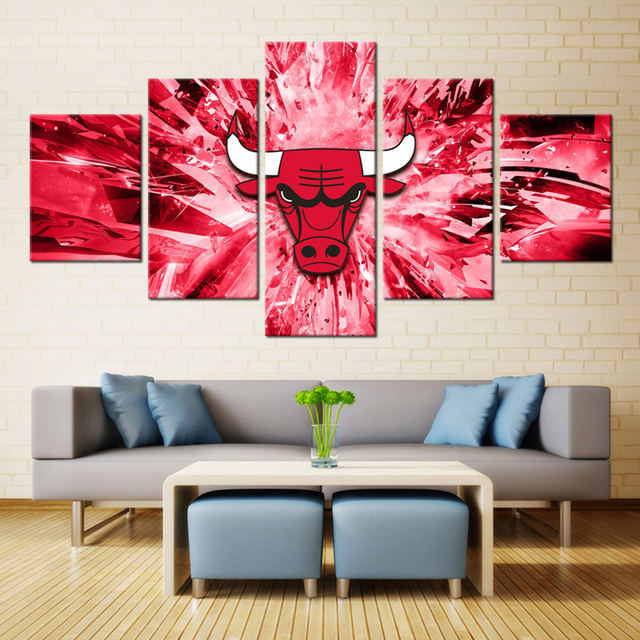Forbeauty Unframe Canvas Wall Art Picture Home Decoration Living ...