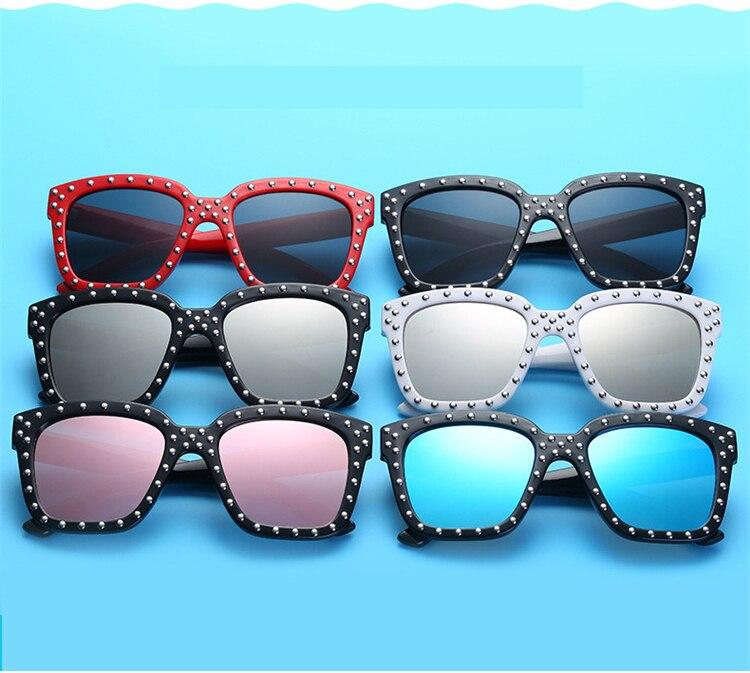 Diamond  Kids Sunglasses Children Sun Glasses Baby Eyeglasses Boys Girls UV400 Outdoor Decoration (18)