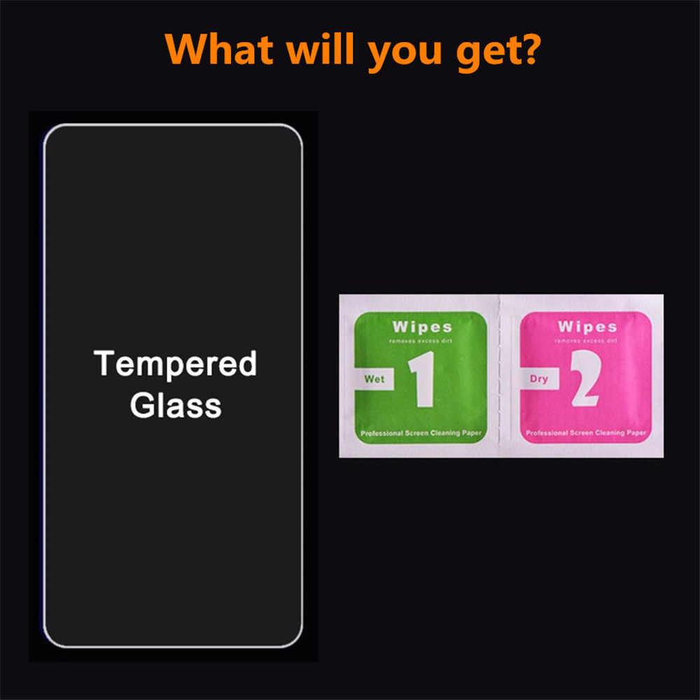 2 قطعة الزجاج المقسى ل شياو mi الأحمر mi نوت 7 5 6A 8 برو 7A mi 9T SE A3 واقي للشاشة كريستال templado الأحمر mi نوت 7 8 برو الزجاج