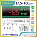 7 selecteerbare pre-set temperatuur controles met 2 sensoren, vervangen Dixell XR04CX, ELIWELL ID961 en Carel IR33 thermostaat