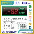 7 wählbar voreingestellte temperatur steuert mit 2 sensoren, ersetzen Dixell XR04CX, ELIWELL ID961 und Carel-steuerung IR33 thermostat