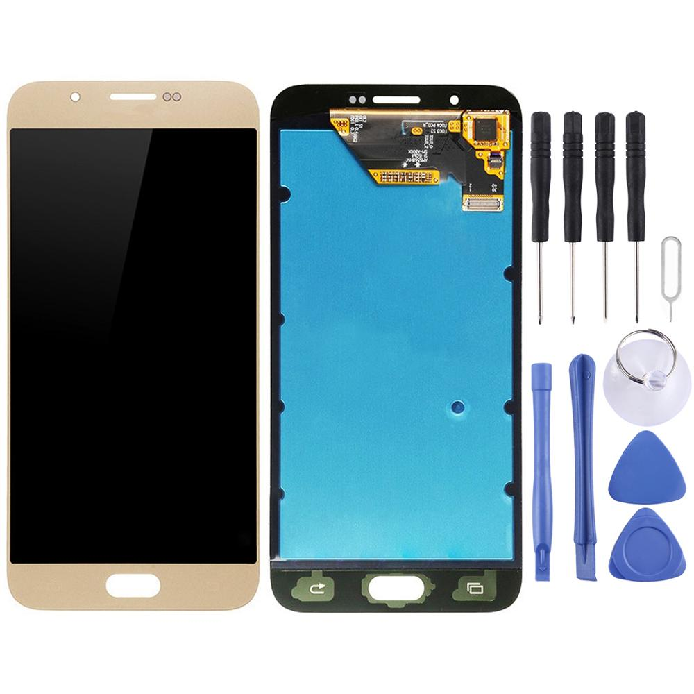 New LCD Screen for <font><b>Samsung</b></font> Galaxy A8 / <font><b>A8000</b></font> Screen Display Touch Digitizer Assembly Screen AAA Quality image