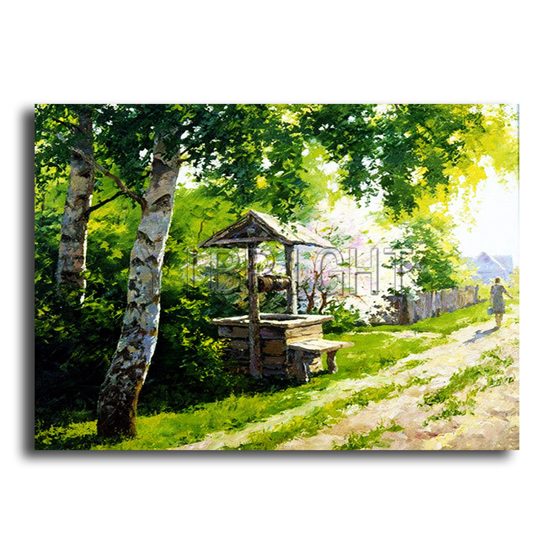 Full Square Diamond embroidery Tree Birch 5D DIY Diamond painting Cross stitch Sink Wells Full Round Diamond mosaic Beauty Y3 ...