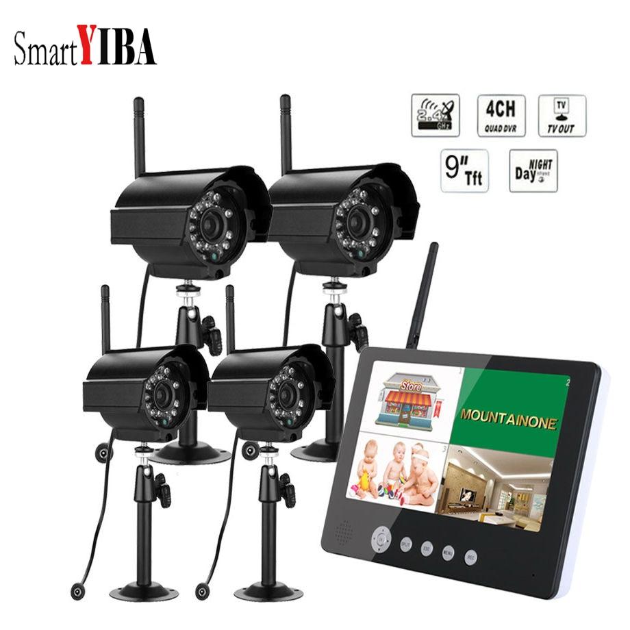 Yobang security 7 2 4g nvr dvr cctv wireless home security