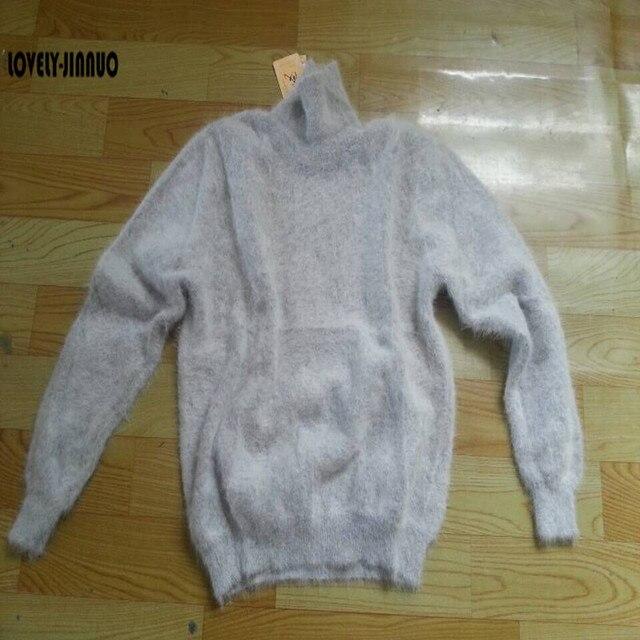 Aliexpress.com : Buy New genuine mink cashmere sweater men ...