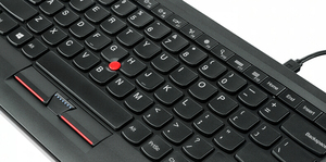 Image 3 - Free Shipping New Original special offer Standard trackpoint travel USB Keyboard Version For Thinkpad 0B47190