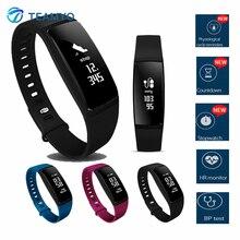 Teamyo V07S смарт-фитнес-браслет с женский физиологические напоминание часы крови Давление монитор сердечного ритма Смарт Браслет