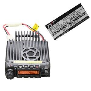 Image 5 - أحدث نسخة TYT TH 9000D VHF136 174MHz الراديو المحمول أو UHF400 490MHz اسلكية تخاطب 60 واط/45 واط TH9000D