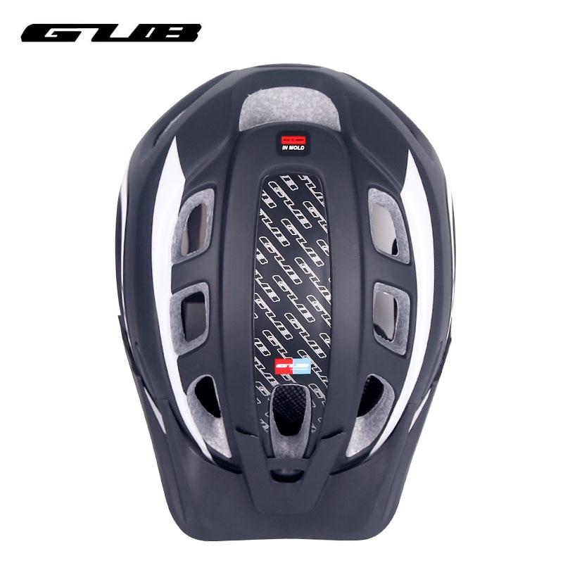 Helmetë për biçikleta GUB me garzë integruese 19 Venta ajri Bike - Çiklizmit - Foto 5