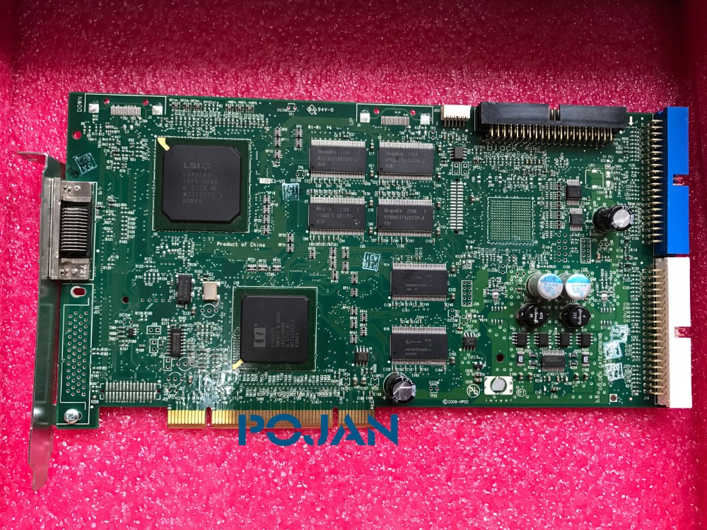 все цены на  CH955-67021 Sausalito PCI PCA - Main controller card FOR Designjet L25500 60 inch  plotter parts Free shipping  онлайн