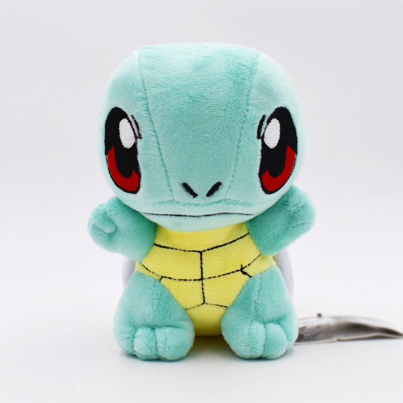 2017 Free Shipping Small Plush Squirtle Zenigame Toys Hobbies Dolls Stuffed Toys Stuffed Animals Plush Stuffed Plush Animals