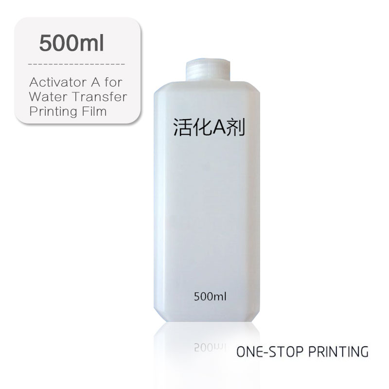Transfer Printing Film Activator 500ml Activator A For Hydrographic Activator Water  decorative material free shipping quality футболка спортивная adidas performance adidas performance ad094emuoe25