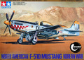 Tamiya Aircraft Model 1/48 Airplane NORTH AMERICAN F-51D 61044