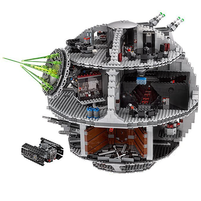 Lepin 05063 Star series plan Death Building Blocks Bricks Educational Toys Compatible with Lego 75159 4116 Pcs new 1685pcs lepin 05036 1685pcs star series tie building fighter educational blocks bricks toys compatible with 75095 wars