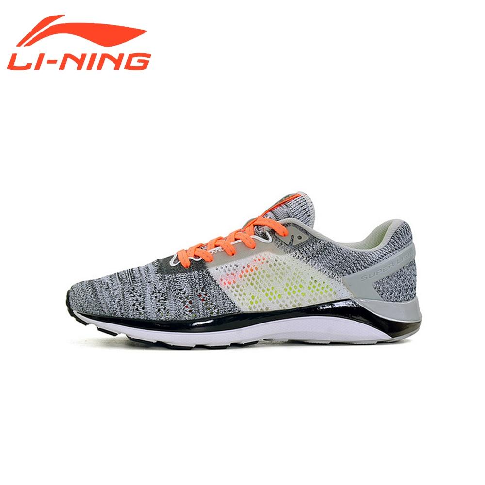 Li-Ning Brand Women's Running Shoes Super Light Cushioning DMX Sneakers Breathable Sport Shoes LiNing ARBM028