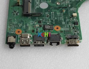Image 5 - עבור Dell 3542 F594Y 0F594Y CN 0F594Y 13283 1 PWB: XY1KC A4 6210 DDR3L 216 0841084 מחשב נייד האם Mainboard נבדק