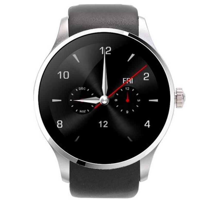 ФОТО Newest K88S IP54 Water Resistance Smartwatch Phone MTK2502 IPS Screen Pedometer Sedentary Reminder Bluetooth Hear Rate Monitor