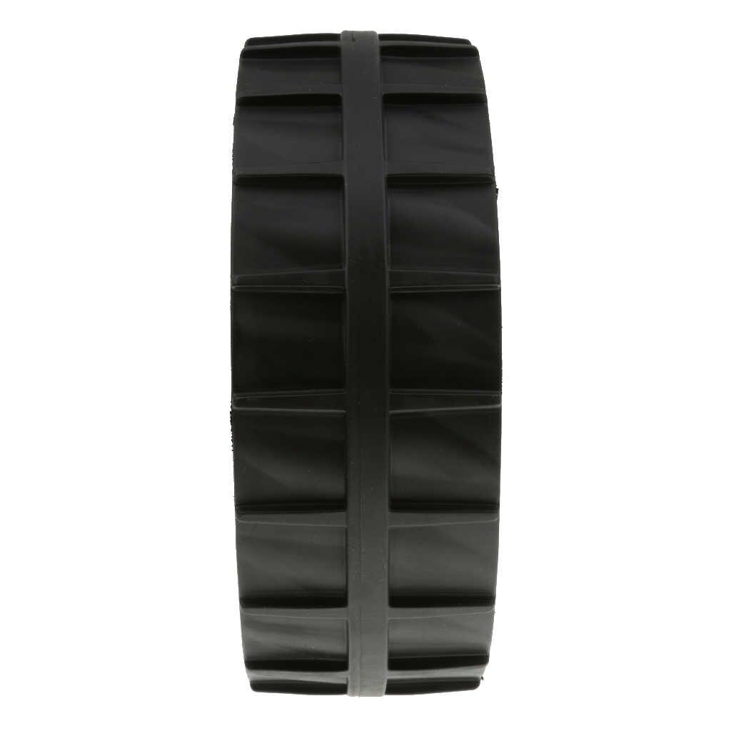 Тележка для Каяка, 1 шт., 25,2 см, черный