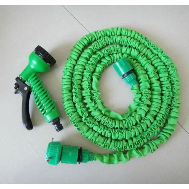 Faucet Hose Extender 50 150FT Hose Retractable Magic Garden Hose Car Wash  Hose Plastic Water
