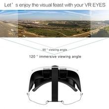 3D VRกล่องเดิมVRตา3Dความจริงเสมือนส่วนตัวหมวกกันน็อค3Dมือถือวิดีโอแว่นตาโรงหนังสำหรับมาร์ทโฟน