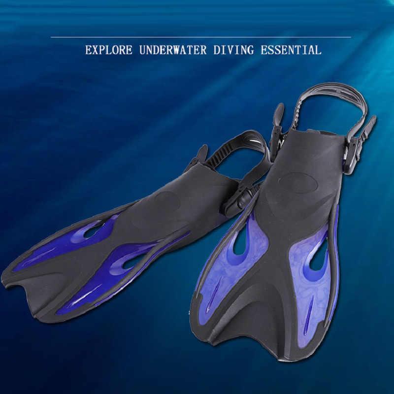 Thợ lặn Snorkeling Bộ Dành Cho Người Lớn Ống Thở Bơi Mặt Nạ Dễ Dàng Điều Chỉnh Vây Lặn Người Đàn Ông Womens Bơi Thể Thao Dưới Nước Thiết Bị