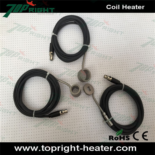 US $23 0 |9/16/20mm Heating Coil For Enail 120v 150w with k type  thermocouple, please mark which size you wanna -in Electricity Generation  from Home
