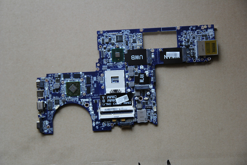 CN-065C2K 065C2K 65C2K For DELL XPS 1647 Laptop motherboard DA0RM5MB8E0 with 216-0729051 GPU Onboard PM55 DDR3 fully tested