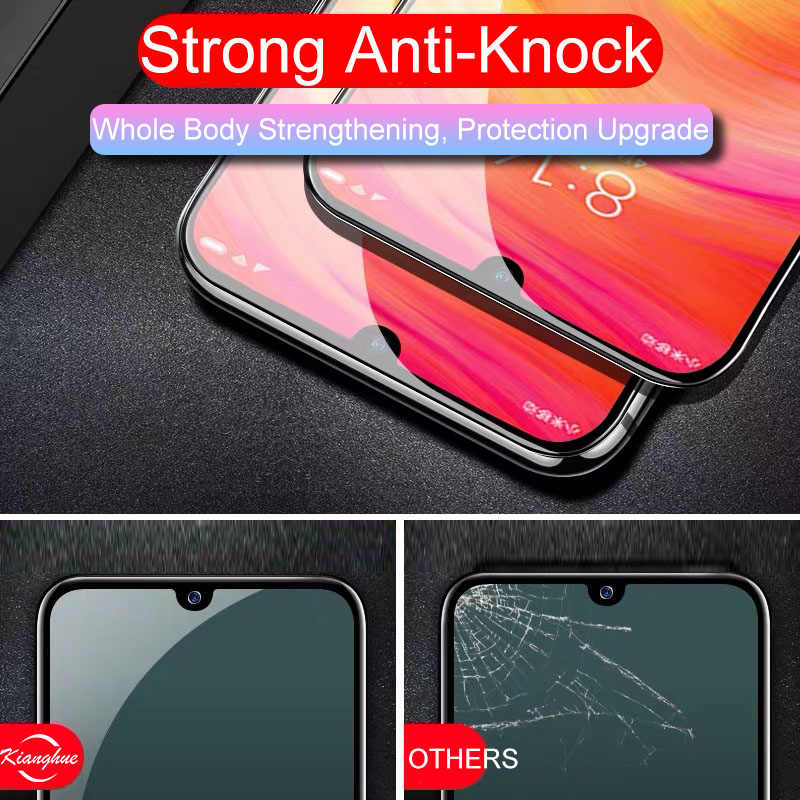 Полное покрытие из закаленного стекла для Xiao mi Red mi 5Plus 6Pro 6A 7 Note 7 6 5 Pro 4X 4Pro 9D Защитная пленка для экрана для mi 9 SE A1 A2 F1