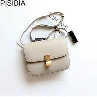 Качественная коробка, Классические женские сумки, дизайнерские сумки через плечо для женщин, сумка из натуральной кожи, женские сумки мессе
