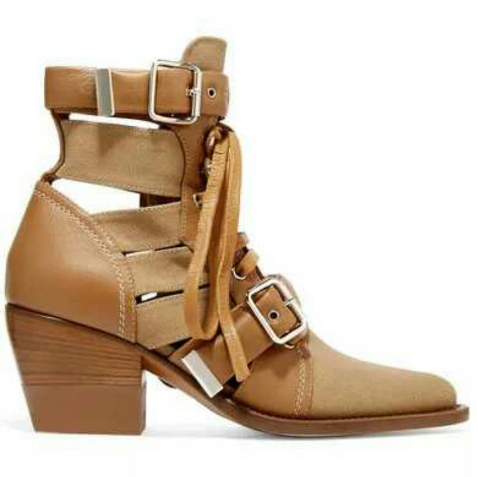 Newest Gladiator Lace Up Summer Boot Pointed Toe Buckle Ankle Pumps Lace Up High Heel Motorcycle ShoesNewest Gladiator Lace Up Summer Boot Pointed Toe Buckle Ankle Pumps Lace Up High Heel Motorcycle Shoes