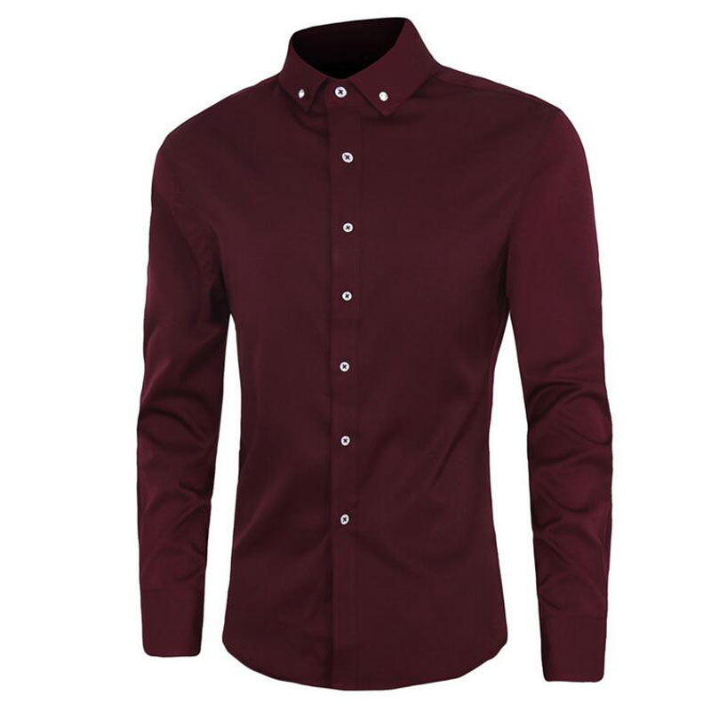 Online Get Cheap Mens Red Dress Shirt -Aliexpress.com | Alibaba Group