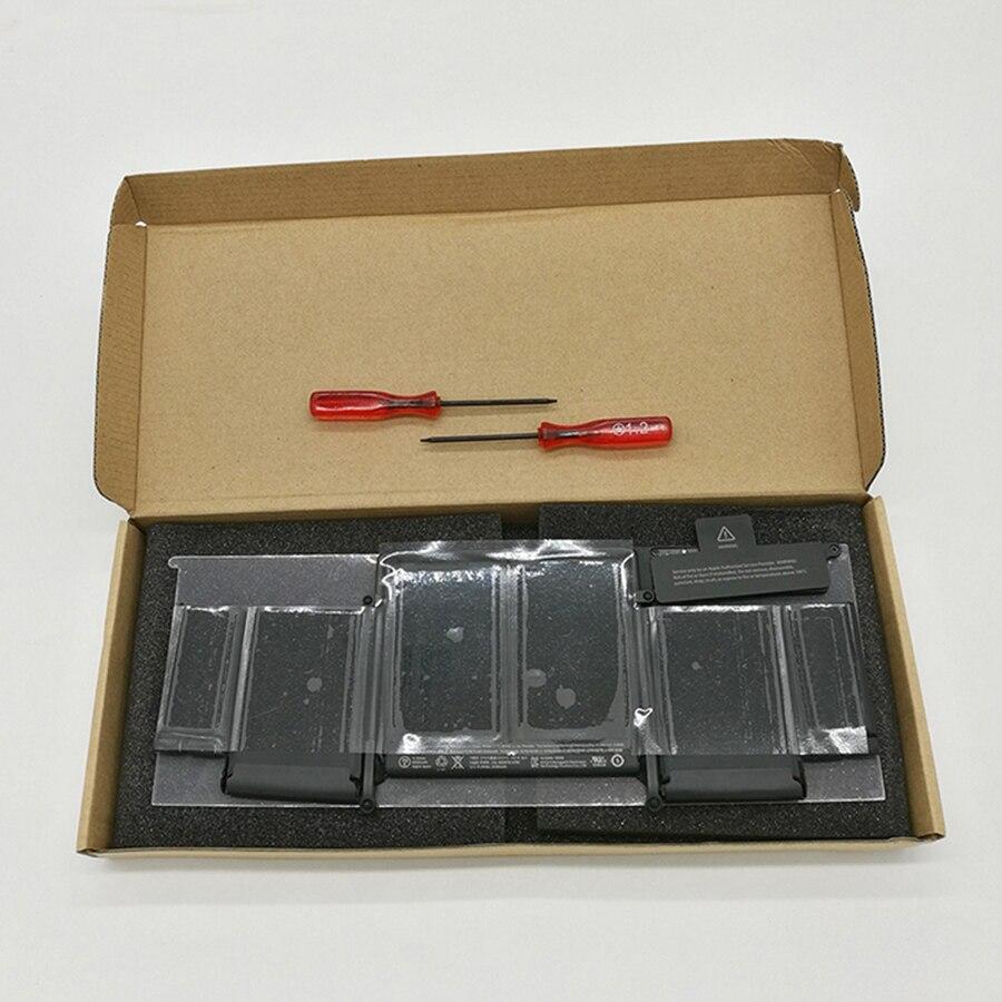 Для MacBook Pro 13 a1493 Батарея 020-8148 11.34 В 71.8wh (6330 мАч) a1502 Батарея Retina поздно 2013 MID 2014 ...