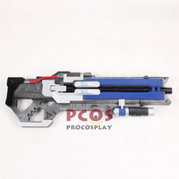 Soldier 76 Jack Morrison Cosplay Heavy Pulse Rifle Prop Weapon mp003392