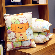 Sumikko Gurashi Plushies 8 PCS in a Soft Cartoon Bag