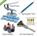 Free Shipping Watch Repair tool Kit Case Press - XL Case Opener - Case Holder Spring Bar Tool
