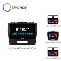 Ownice C500 10 1 Android 6 0 Car Radio GPS Navi Player Dvd For Suzuki 2008