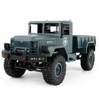 WPL B 1 DIY Car Kit 1/16 2.4G 4WD RC Crawler Off Road Car Without Electronic Parts ATR