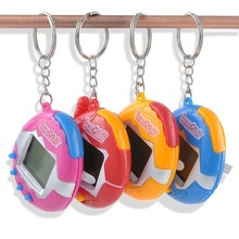 6 Styles Funny Tamagochi Pet Handheld Digital Game Machine Retro 49 Pets in 1 Virtual Cyber Electronic E-pet Toys for Kids