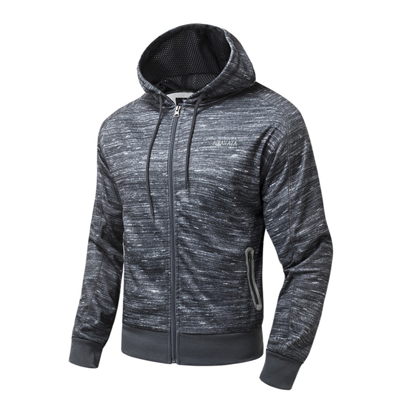 2016 Brand Clothing High Quality Cotton Zipper Hoodies For Men Color Designed Hooded Sweatshirt Fleece Cardigan Tracksuits
