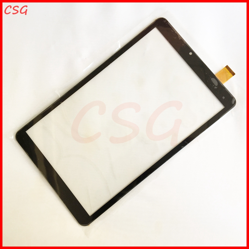 New capacitive touch screen panel For 10.1 RoverPad Sky Expert Q10 3G S4I103G+ Tablet Digitizer Sensor Replacement touch screen digitizer for 10 1 roverpad sky expert q10 3g silver tablet touch panel sensor glass replacement free shipping