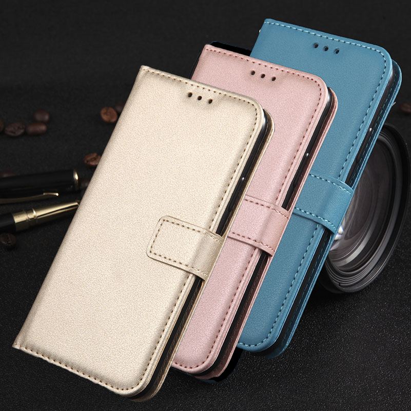 Wallet PU Leather Samsung Galaxy S3 S4 S5 Mini S6 S7 S8 S9 Edge Plus Note 3 4 5 8 Note3/8 Card Slot Stand Cover